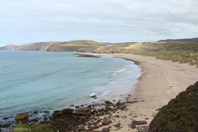 Sandwood Bay Schottland